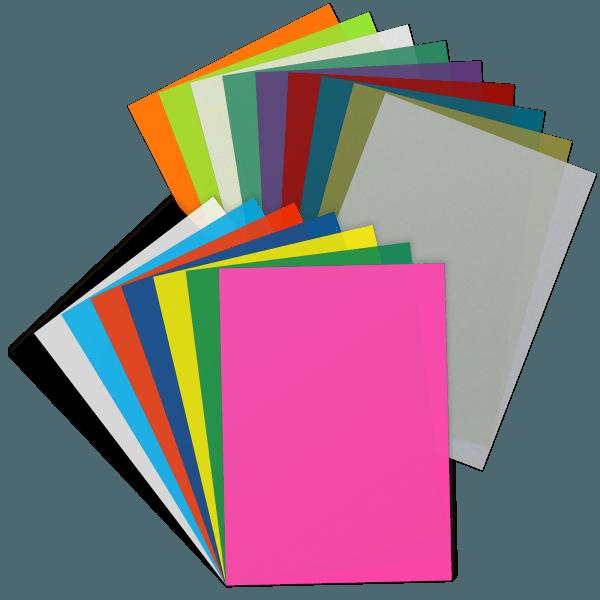 FOREVER - FOREVER Flex-Soft (No-Cut) A3 Transfer Kağıdı (5 Sayfa Deneme Paketi)