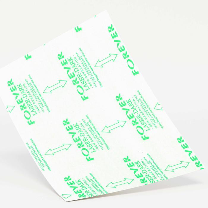 FOREVER - Forever Laser-Dark New Generation Koyu Zemin Tekstil Transfer Kağıdı