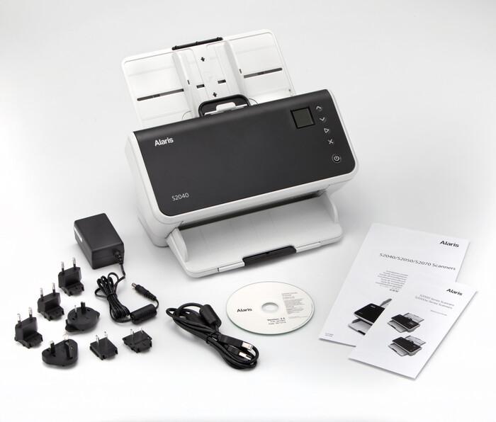 - Kodak Alaris 1025006 - S2040 A4 Doküman Tarayıcı 600 Dpi 40 Sayfa - 80ipm Günlük 5000 Sayfa Tarama Kapasitesi