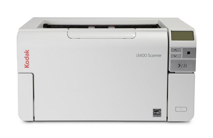 - Kodak Alaris 1947506 - I3400 A3 Doküman Tarayıcı 600 Dpi 90 Sayfa - 180ipm Günlük 30.000 Sayfa Tarama Kapasitesi