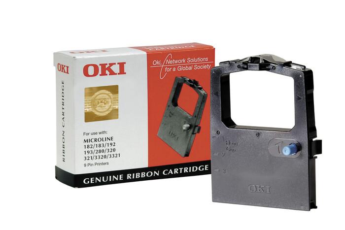 OKI - OKI 01108002 ŞERİT ML280-ML3320-ML3321 - 3 MiLYON KARAKTER