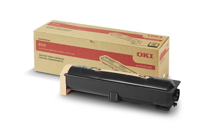 OKI - OKI 01221601 SİYAH TONER - B930 - 33,000 SAYFA
