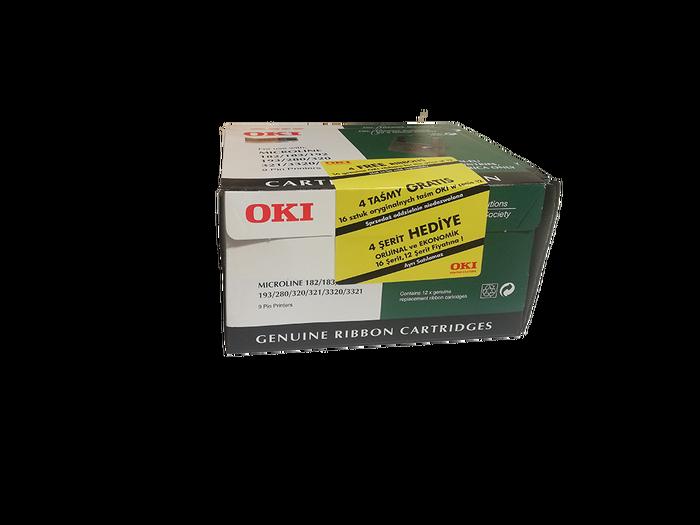 OKI - OKI 01277701 ŞERİT - 16 PAKET KAMPANYALI - ML280-ML3320-ML3321 - 3 MİLYON KARAKTER