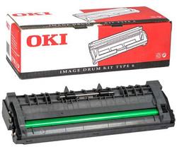 OKI - OKI 40709902 OKI FAKS DRUM 6W-8W-8P-8P-8IM-8WLite GÖRÜNTÜLEME ÜNİTESİ - 10,000 SAYFA