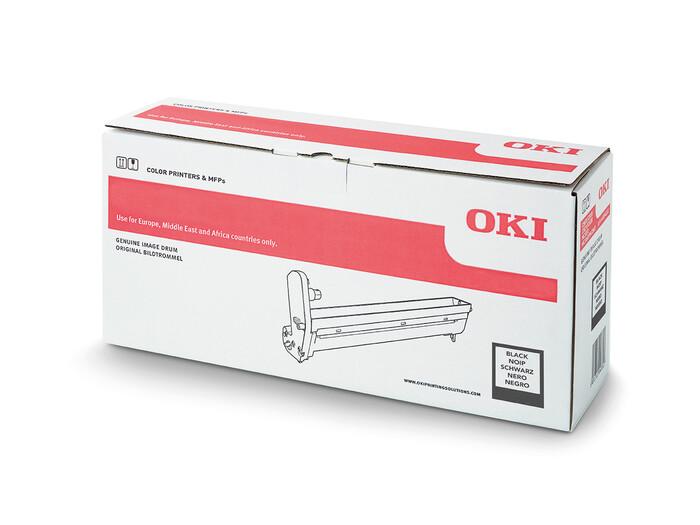 OKI - OKI 42918108 SİYAH DRUM C9655-C9650-C9850-C9600-C9800-C9850 - BLACK DRUM - YAZICI GÖRÜNTÜLEME ÜNİTESİ - 30,000 SAYFA