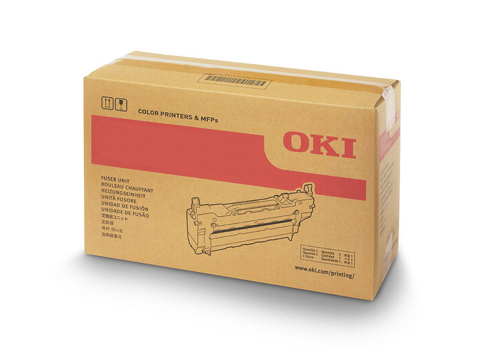 OKI - OKI 43363203 FUSER ÜNİTESİ - FIRINLAMA ÜNİTESİ C5600-C5700-C5800-C5900-C5550 - 60,000 SAYFA