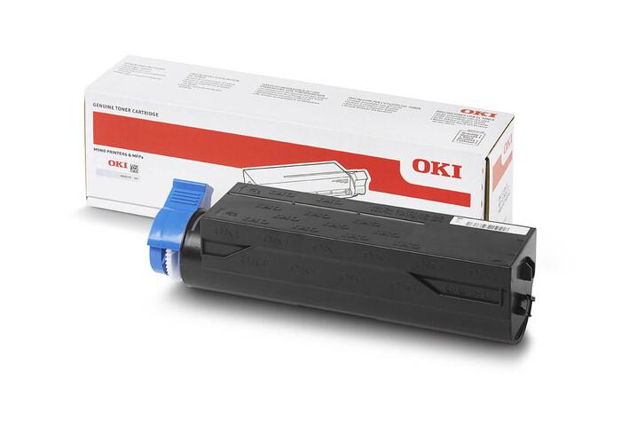OKI - OKI 43502306 SİYAH TONER B4400 - B4600 - BLACK TONER - 3,000 SAYFA