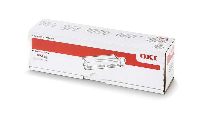 OKI - OKI 44992403 SİYAH TONER DÜŞÜK KAPASİTE B401-MB441-MB451 - 1500 SAYFA
