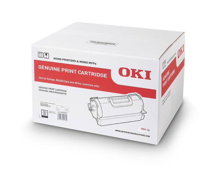 OKI - OKI 45488802 TONER B721-B731-MB760-MB770 - 18,000 SAYFA