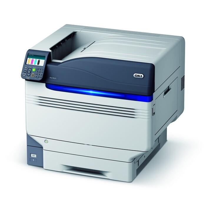 OKI - OKI 45530407 Pro9431dn A3 RENKLİ LED GRAFİK ETİKET YAZICI A4-50 Sayfa Renkli-Siyah-Beyaz A3-Renkli-Siyah-Beyaz Olarak 28-Sayfa