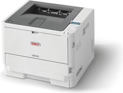 OKI - OKI 45762022 B512DN A4 DUBLEX-NETWORK LAZER YAZICI 45 SAYFA
