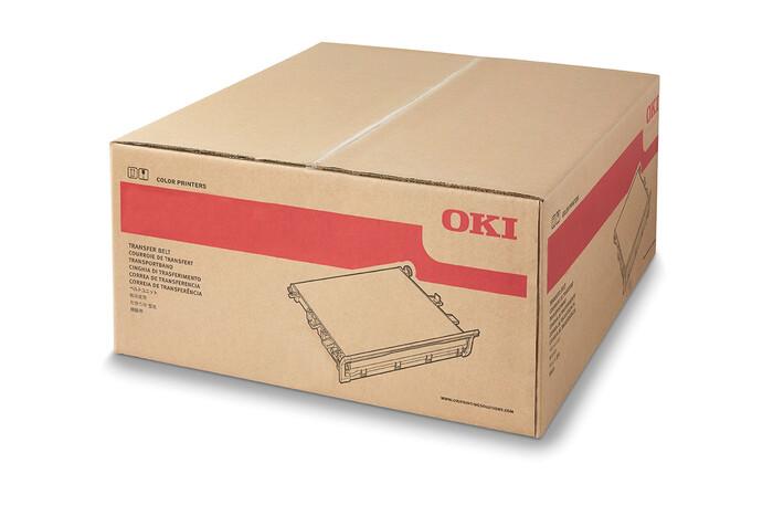 OKI - OKI 46394902 TRANSFER BELT-ÜNİTESİ C532-C542-MC563-MC573-ES5432-ES5442-ES5463-ES5473 TAŞIYICI KAYIŞ ÜNİTESİ - 60,000 SAYFA