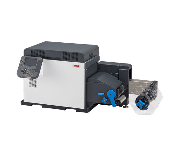 OKI 46672003 Pro1040 ETİKET YAZICISI - LABEL PRINTER - CMYK TONER