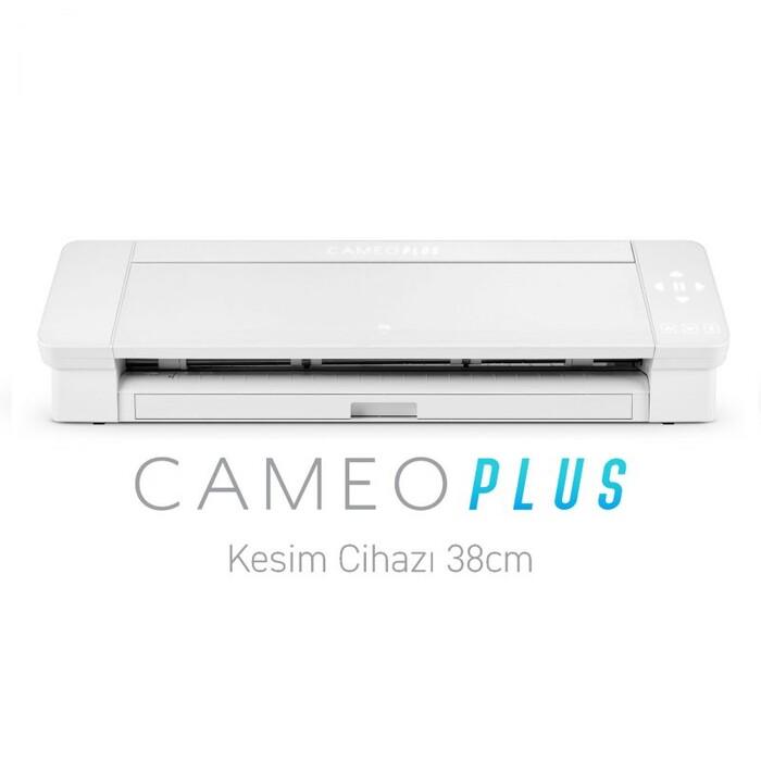 Silhouette - Silhouette Cameo 4 Plus Kesici Plotter 38cm (Siluet)