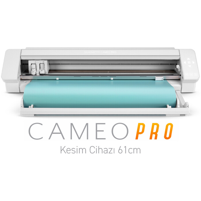 Silhouette - Silhouette Cameo 4 PRO Kesici Plotter 60cm (Siluet)